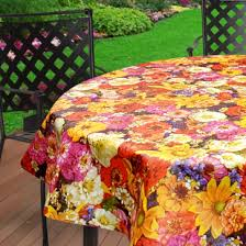 vinyl tablecloths tablecloth round