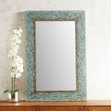 ocean mosaic mirror pier 1 imports