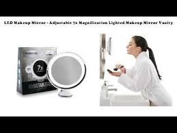 top 5 best lighted makeup mirror