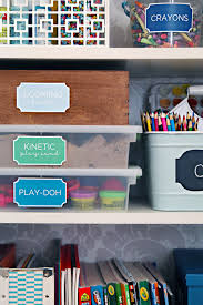 Iheart Organizing A Crafty Kid S Cabinet