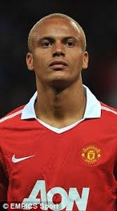 Wes Brown | Manchester united football club, Manchester united football,  Manchester united