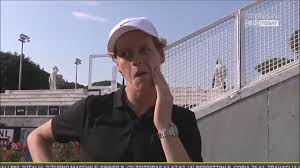 Jannik Sinner Interview - Master 1000 Roma Vs. Tsitsipas 16.09.2020 (IT) -  YouTube