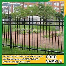 Wrought Iron Fence Buy Powder Coating Modern Steel Fence Design Philippines On China Suppliers Mobile 158390354
