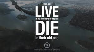 quotes about death game of thrones quotes