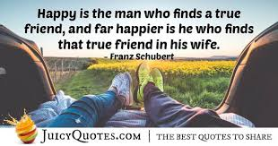 true friend wife quote picture