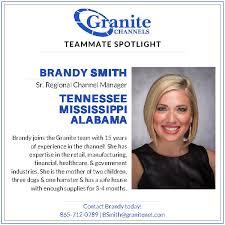 Granite Channels Teammate Spotlight: Brandy Smith | iAgentNetwork