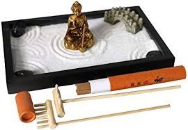 japanese tabletop meditation zen garden