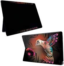 Amazon Com Mightyskins Skin For Microsoft Surface Pro X Cyborg Nature Protective Durable And Unique Vinyl Decal Wrap Cover Easy To Apply Remove And Change Styles Made In The Usa