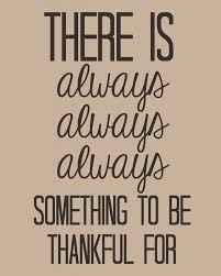 quotes about being more thankful quotes