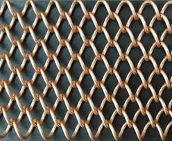 Decorative Woven Wire Mesh For Buildings And Tradekorea