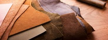 deep cuts and tears in leather furniture