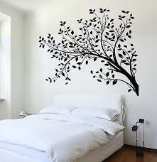 Wall Decal Tree Branch Cool Abstract Art For Living Room Vinyl Sticker Wallstickers4you