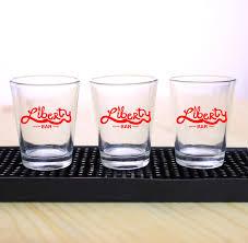 1 75 oz custom barconic shot glasses