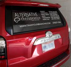 Vehicle Graphics In Akron Oh Speedpro Akron North