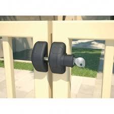 D D Magna Latch Mlsps2l Side Pull Magnetic Gate Lock Key Lockable Pool Safety