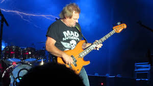 Michael Anthony Bass SOLO - YouTube