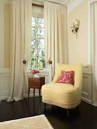 10 lovely ideas for linen curtains