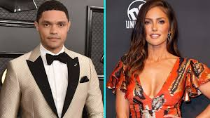Trevor Noah and Minka Kelly Are Getting ...