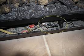 easy fix gas fireplace won t stay lit