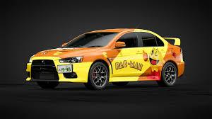 Pacman W Plate Car Livery By Davis5p33d Community Gran Turismo Sport