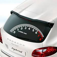 Hign Quality Reflective Speedometer Decoration Car Rear Window Decals And Stickers For Nissan Hyundai Toyota Honda Car Rear Window Decals Rear Window Decalsstickers For Nissan Aliexpress