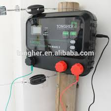 Solar Power Fence Energizer For Wildlife Protection 30miles Deer Wildpig Elephant Electric Fencing 15j Energizer Buy Energizer Electric Fence Energiser 30 Miles Energizer Product On Alibaba Com