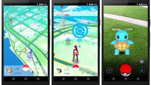 Pokemon GO İndir - Android Telefonlar - Cicicee