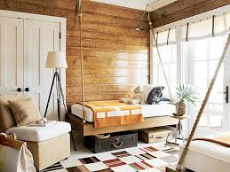 Hanging Kids Bed Country Boy S Room