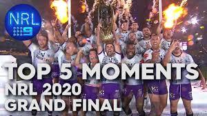 2020 NRL Grand Final