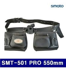 tool bag pouch waist belt bags leather