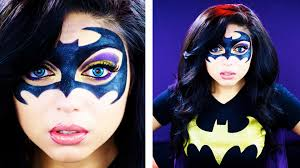 catwoman mask makeup tutorial