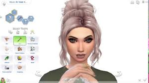 the sims 4 makeup artist cas w