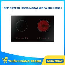 Bếp điện từ hồng ngoại Midea MC-IHD361 - Bảo hành 12 tháng