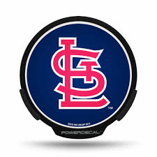 Powerdecal Pwr6101 St Louis Cardinals Backlit Led Decal