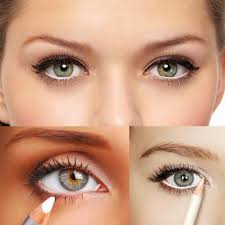 eye makeup for small eyes make them