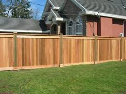 1000 Images About Privacy Fence Ideas On Pinterest Fence Design Cedar Fence Privacy Fences Backyard Fences