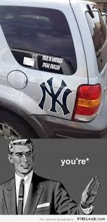 22 Grammar Guy Car Sticker Meme Pmslweb