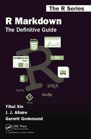 r markdown the definitive guide