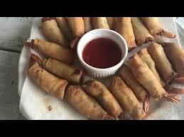 lola s famous shrimp lumpia recipe