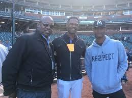Marlins draft Osiris Johnson Alameda Encinal HS meets manager Mattingly  Park lot Mattingly moving short swinging cousin Rollins Dodgers   Janie  McCauley   Scoopnest