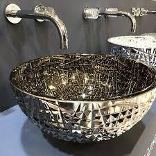 round countertop wash basin
