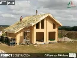 construction d une maison bois en kit