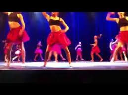 Spectacle danse Adeline Miller 2013 - YouTube