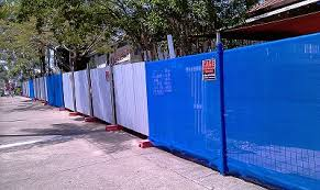 Temporary Fencing Shade Cloth Industrysearch Australia