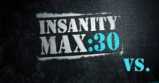 insanity max 30 vs t25 vs p90x3