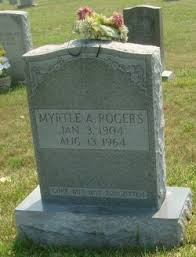 Myrtle Adeline Rogers (1904-1964) - Find A Grave Memorial