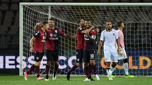 Bologna and Benevento crash out of Coppa Italia at first hurdle