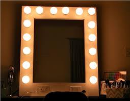 makeup mirror with lights argos