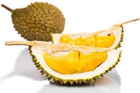 Durian - peeled (frozen) - musang king - My Exotic Fruit