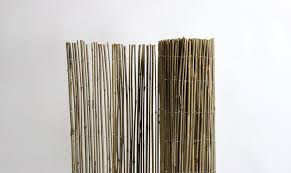 Time Reed Fencing Strong Bamboo Rolled Fencing Buy Online On Fenceshop Eu